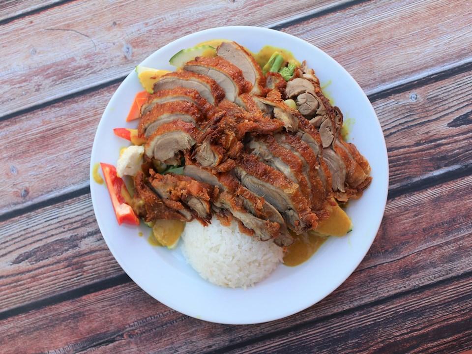 Vit gion curry Thai vang 45