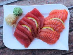 Lachs-Thunfisch Sashimi S21