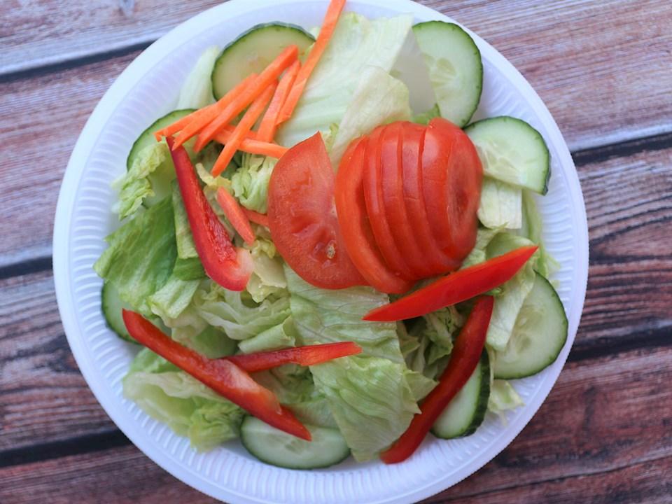Salat rau 20